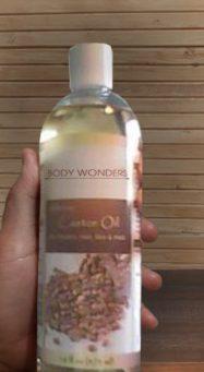 Body Wonders Castor Oil