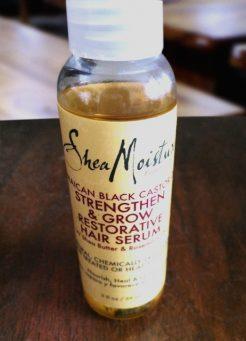 Shea Moisture Castor Oil